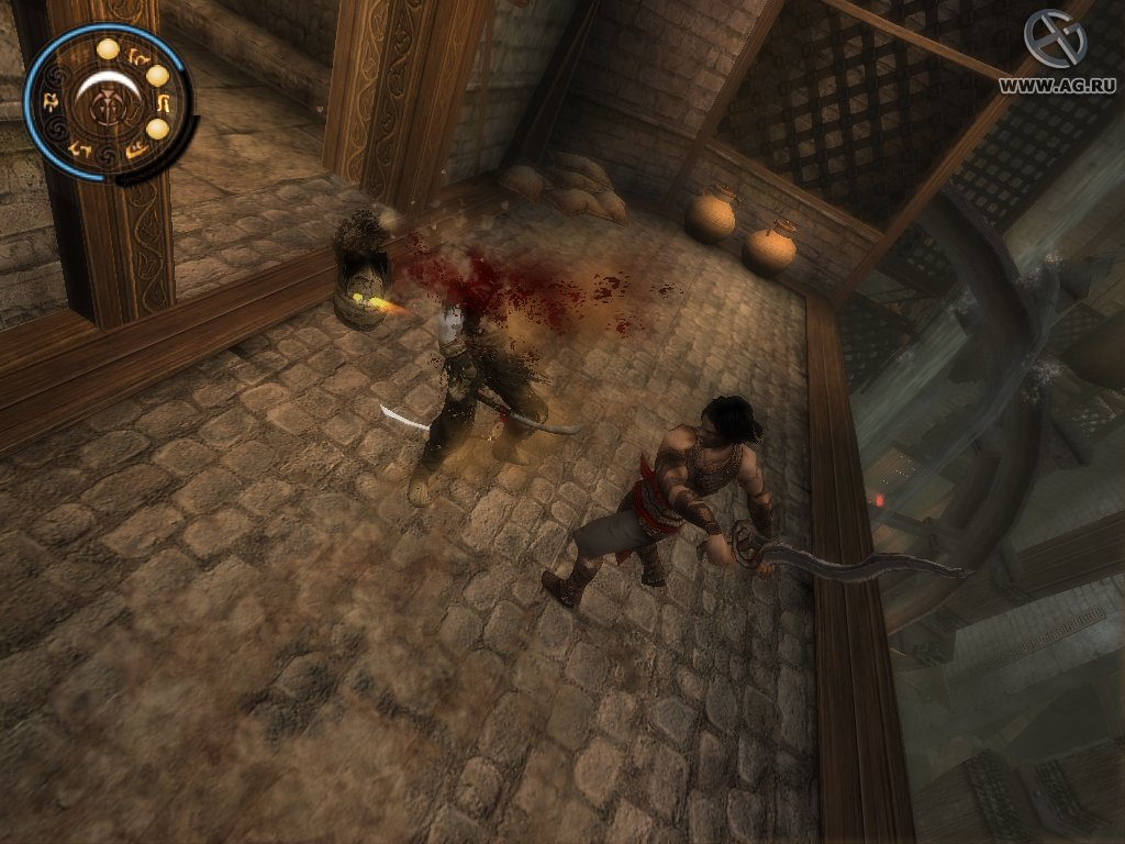 Prince of Persia - Warrior Within (2004) PC