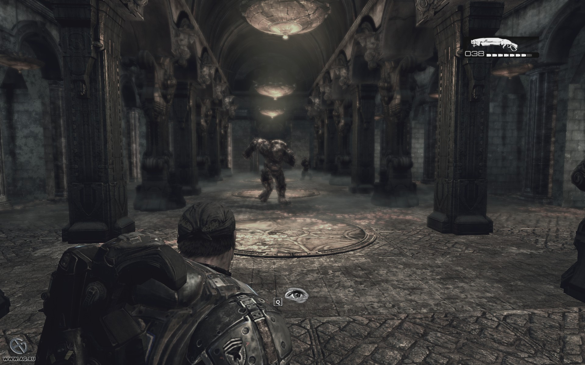Gears of War [1.0.3340.131] (2007/��/�������) | Repack �� z10yded