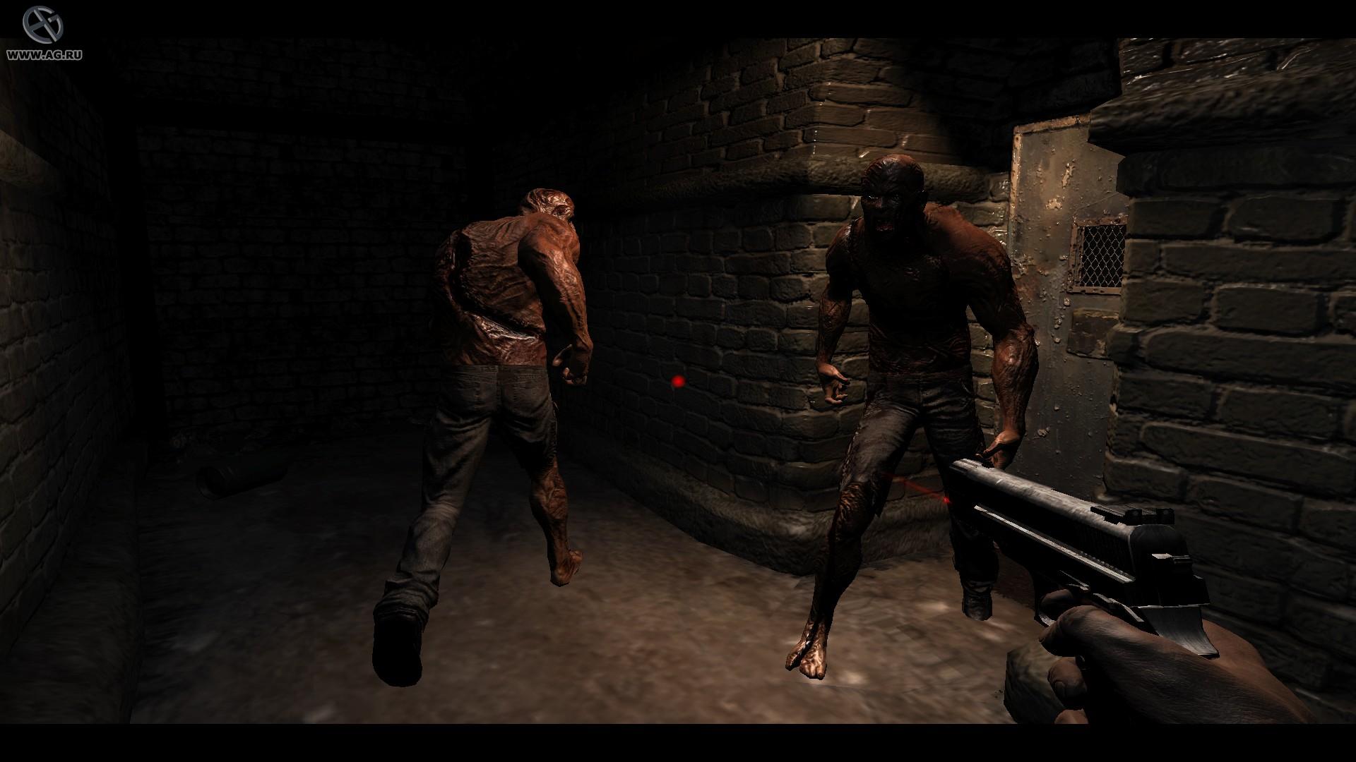Игры PC Alone in the Dark (2008/RUS/RePack by R.G. Black Steel) .