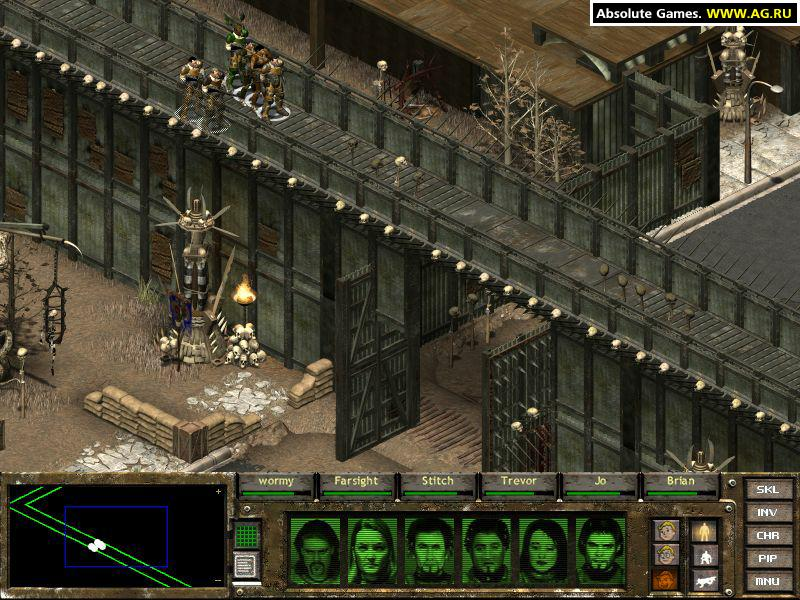 Fallout Tactics - Brotherhood of Steel (2001) PC