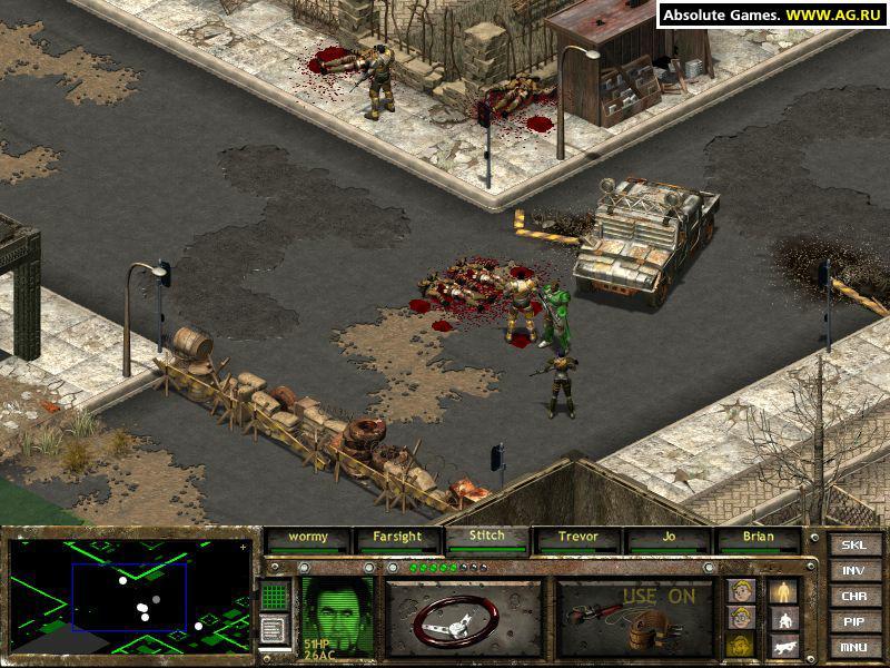 Fallout Tactics - Brotherhood of Steel (2001) PC