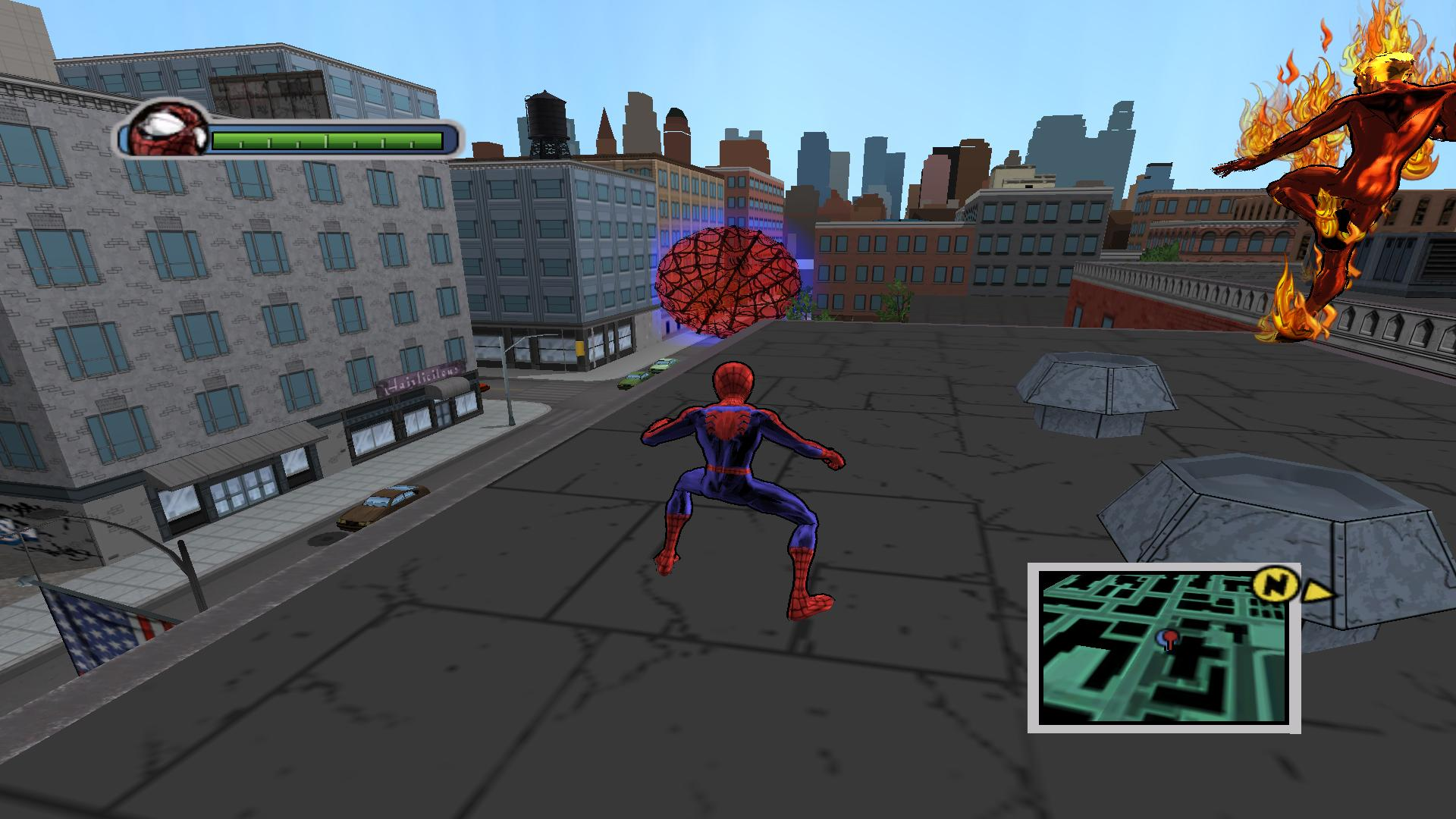 Spider-man 2 playstation portable(psp isos) rom download.