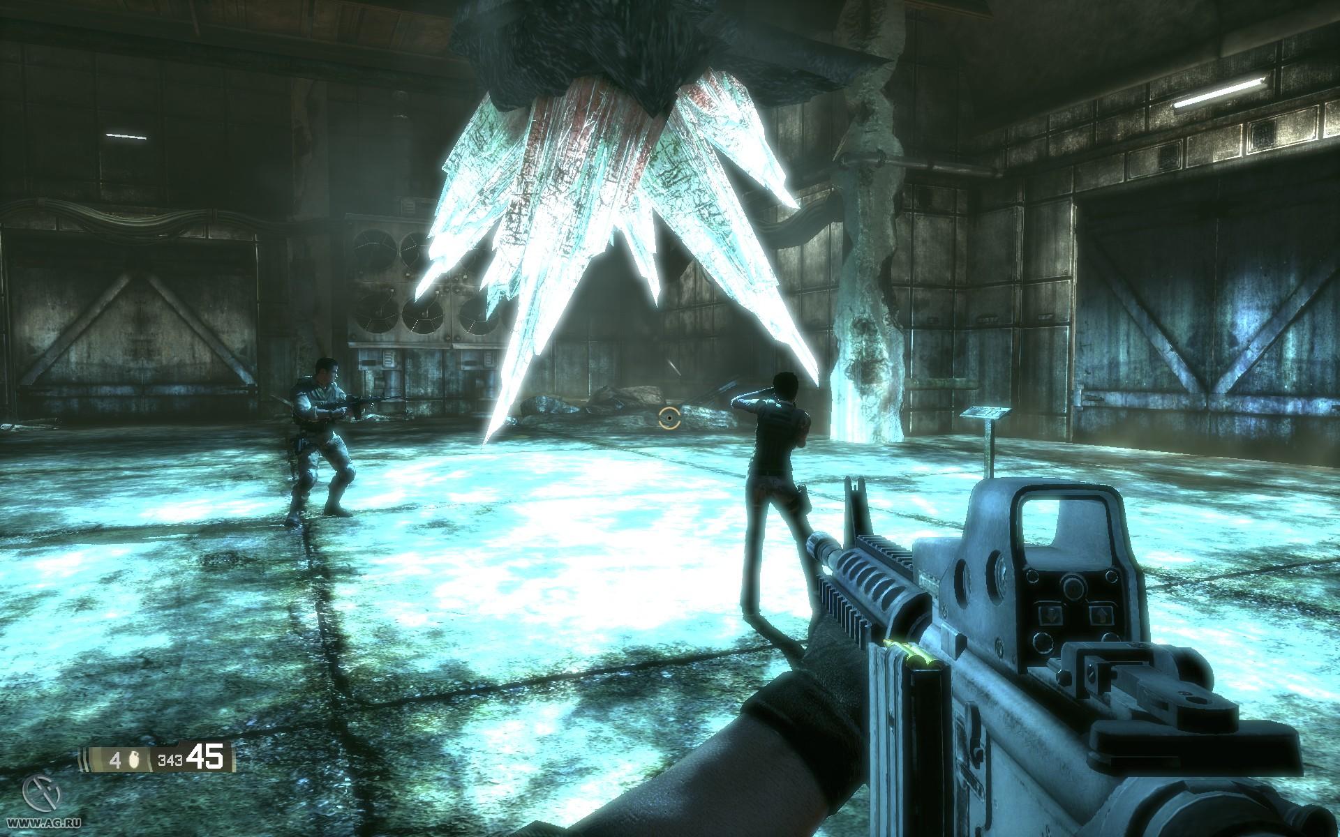 BlackSite - Area 51 (2007) PC