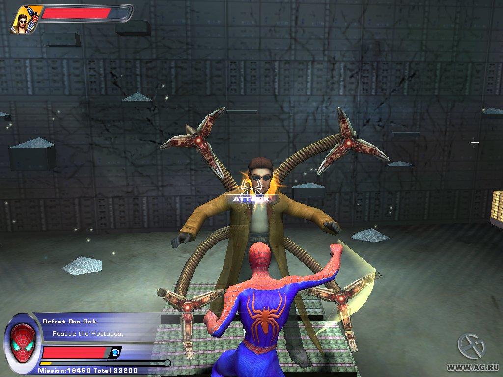 Игру человек паук 2 на комп windows 10