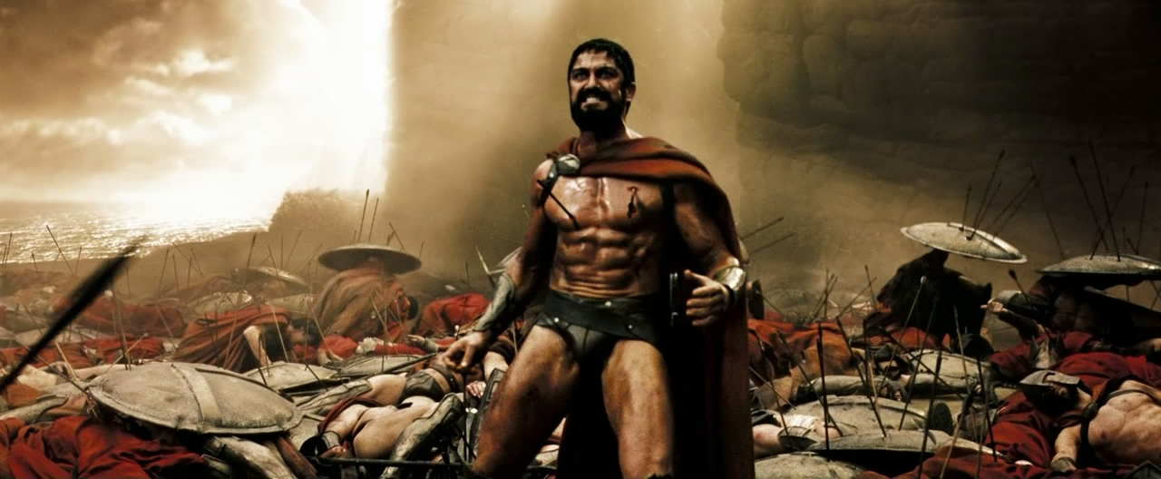 Скачать песню про 300 спартанцев