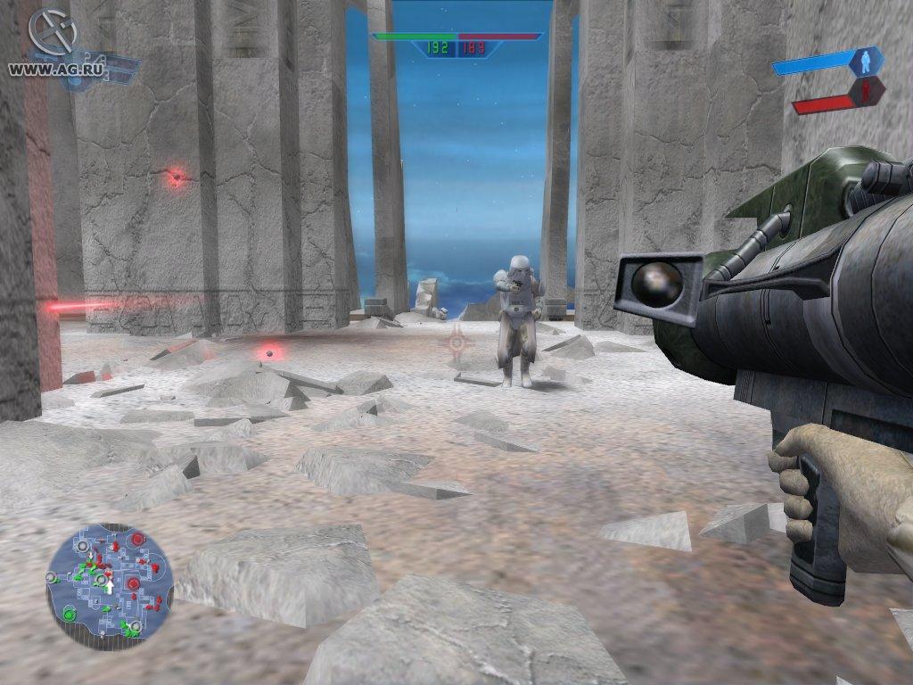 скачать игру Star Wars Battlefront 2004 - фото 7