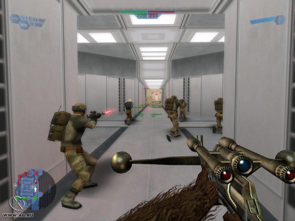 скачать игру Star Wars Battlefront 2004 - фото 2