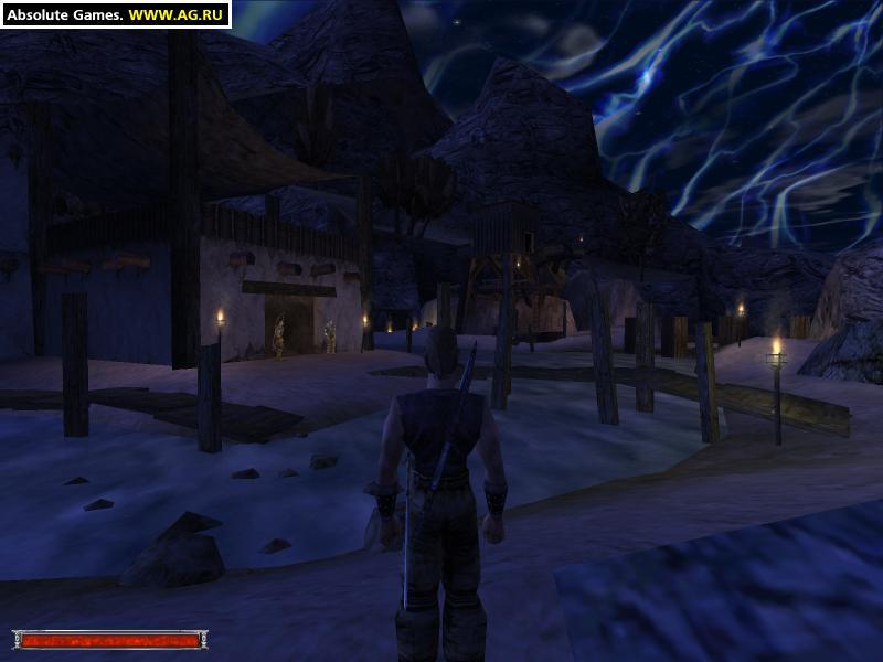 Готика / Gothic + Bonus (2001) PC | Repack
