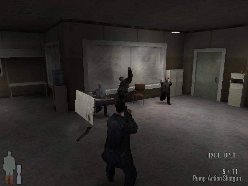 Max Payne Торрент Repack