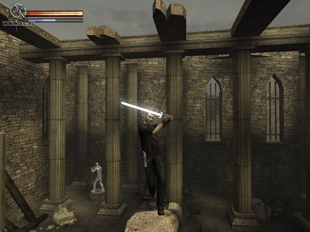 Гнев ангелов / Shade - Wrath of Angels (2004) PC