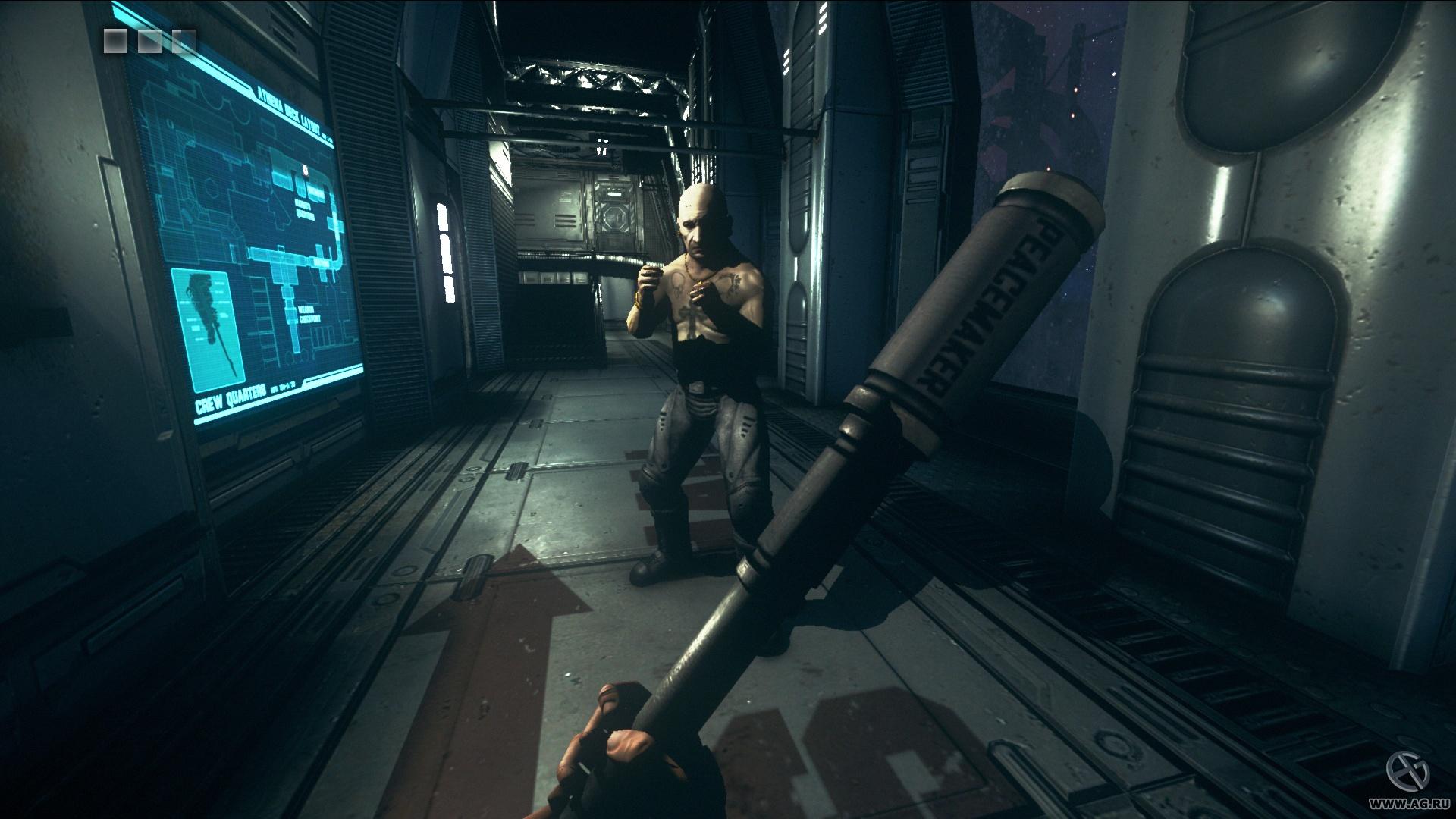 The Chronicles of Riddick Assault on Dark Athena v.1.01 (2009/ENG/…