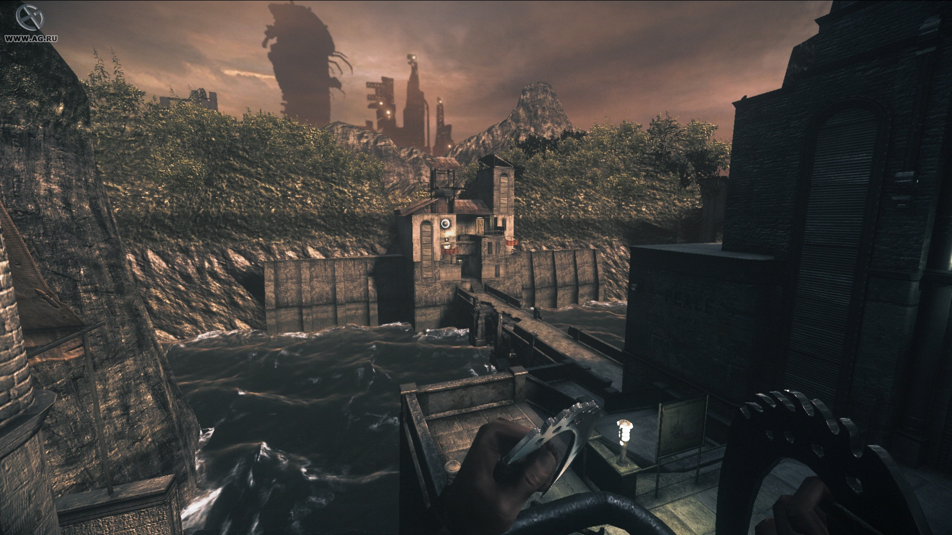 Игры Хроники Риддика / The Chronicles of Riddick Assault on …