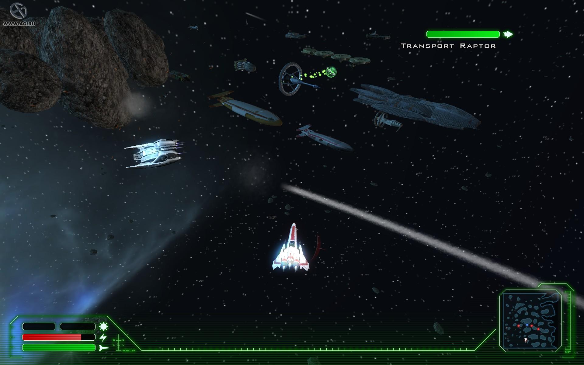 Battlestar Galactica (2007) PC