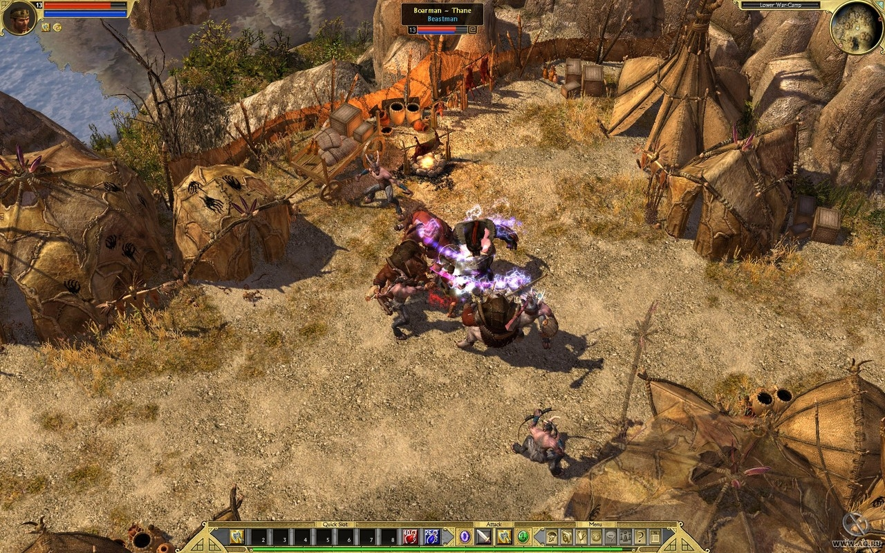 Titan quest immortal throne rus скачать торрент