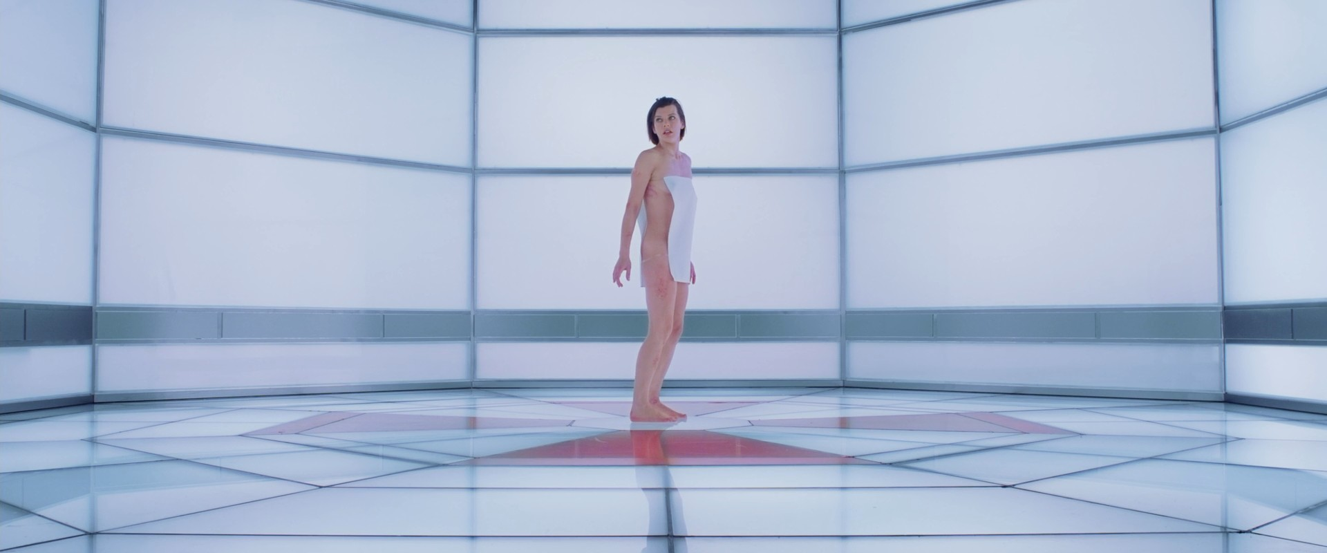 Resident evil: retribution naked fucked movie