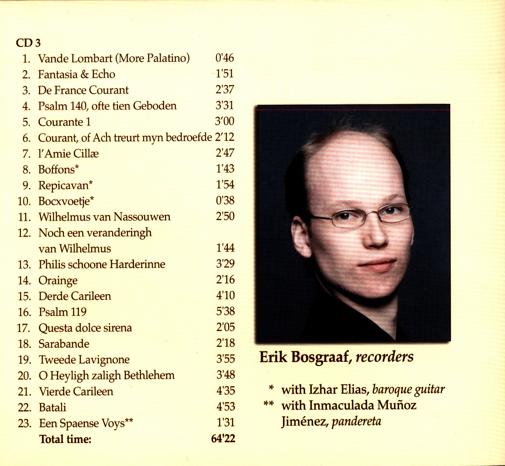 флейтист walter van hauwe биография