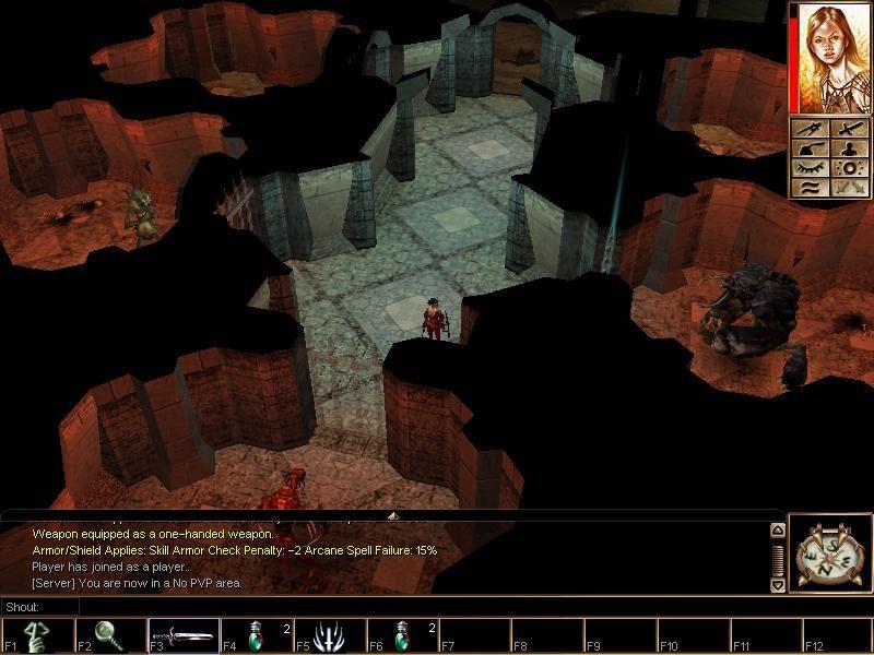 Neverwinter Nights - Diamond Edition (1 6 9) (2002) (Rus/Eng