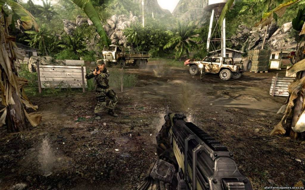 Crysis Warhead [v.1.1.1.711] (2008) PC | Steam-Rip - Скриншот 2