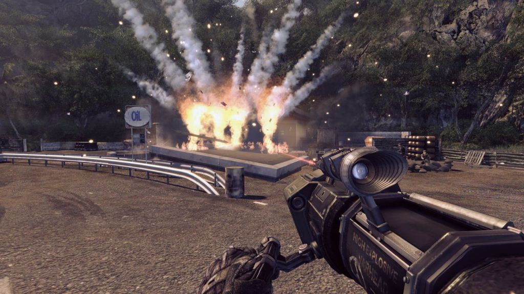 Crysis Warhead [v.1.1.1.711] (2008) PC | Steam-Rip - Скриншот 1