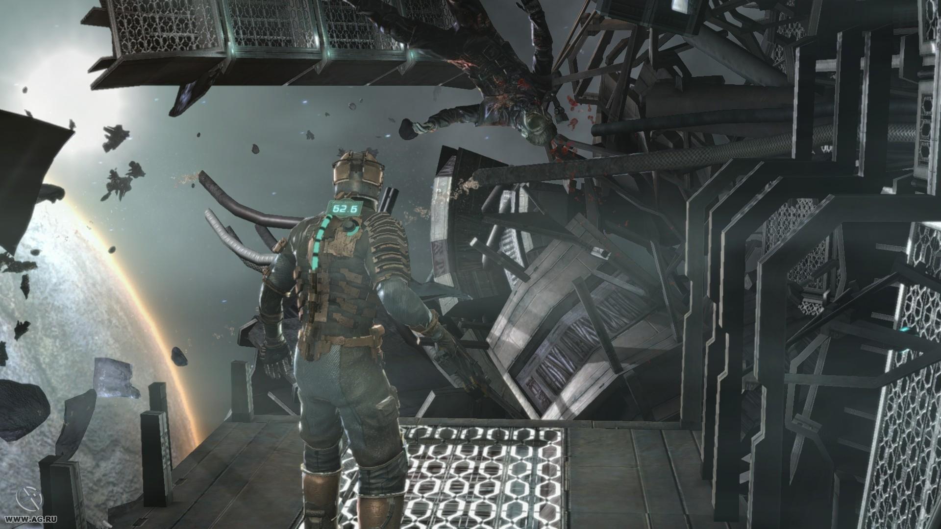 Скачать игру мертвый космос через торрент