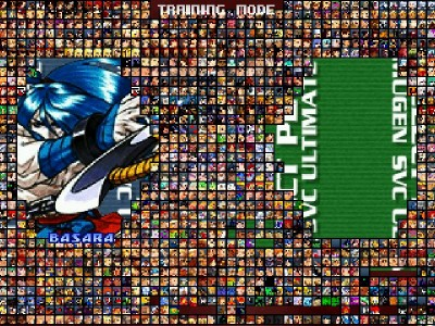 Ultimate Mugen (1000+ Characters) / Ультимат Муген (1000+ персонажей