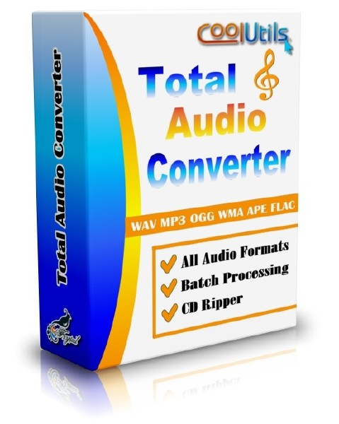 CoolUtils Total Audio Converter v5.2.113 Final + Portable by bumburbia 2015