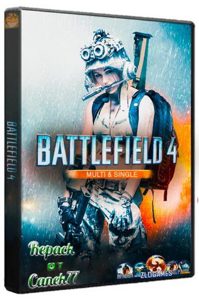 Battlefield 4 Zlogames скачать торрент - фото 3