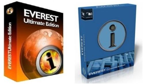 Sandra обновила обе версии своего программного пакета everest